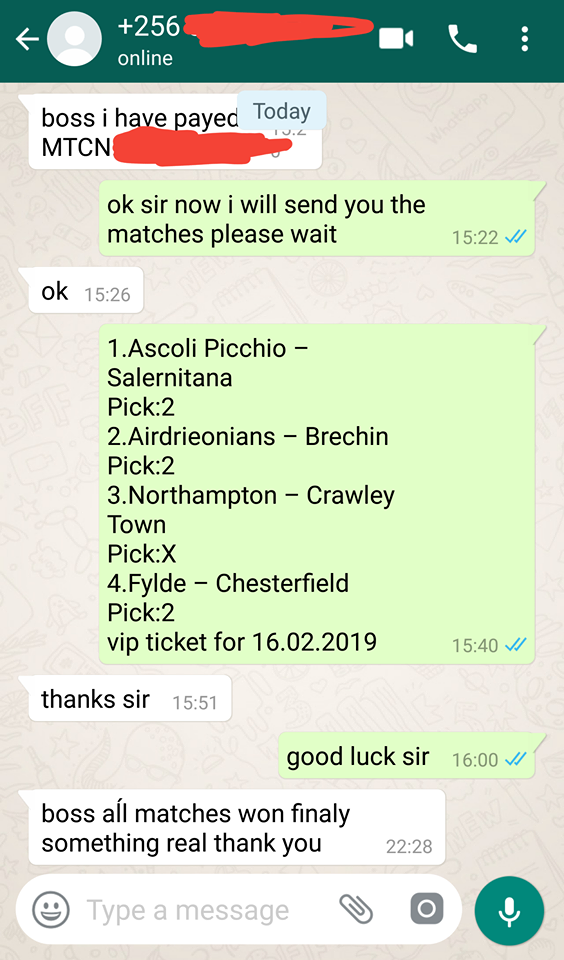 FIXED MATCHES 100% SURE - BET AT HOME 1X2 - Fixed match, Correct